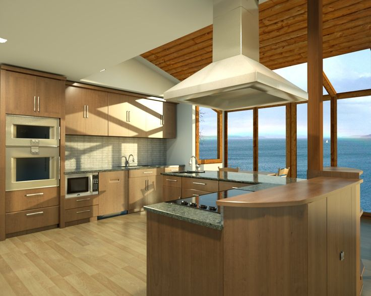 vancouver kitchen island 38 best 3d architectural rendering created by realspace 3d 15311