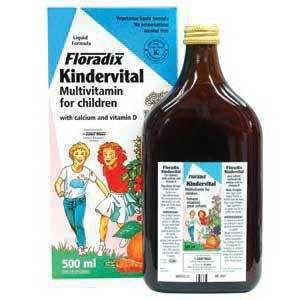 Salus Kindervital Kids Liquid Multivitamin - Children's Health - Health Conditions | Body Energy Club Supplements