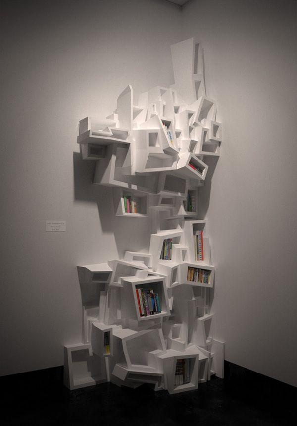 Corner bookshelves,,...
