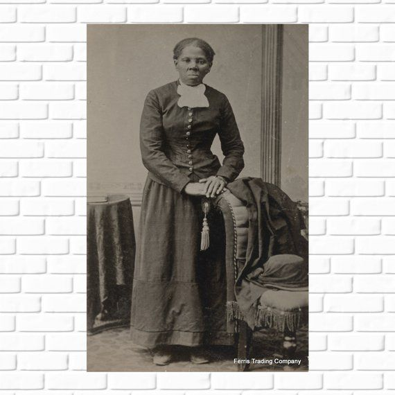 Harriet Tubman 1870s Photo Harriet Tubman African American