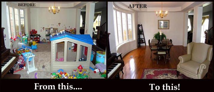 Is every room the kid's room? Define the room, reclaim the space.