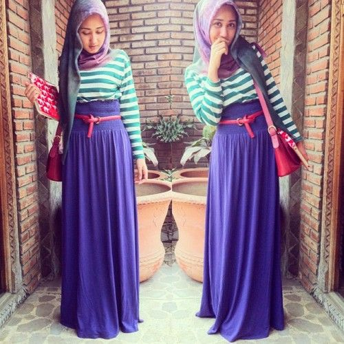 Awesome for girls who wear hijab:)
