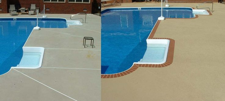 32 best florida decorative concrete contractors images on for Florida pool and deck