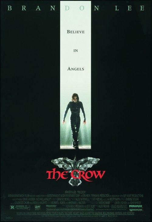 THE CROW cult classic I really hope they don't make a remake and ruin this cult classic movie