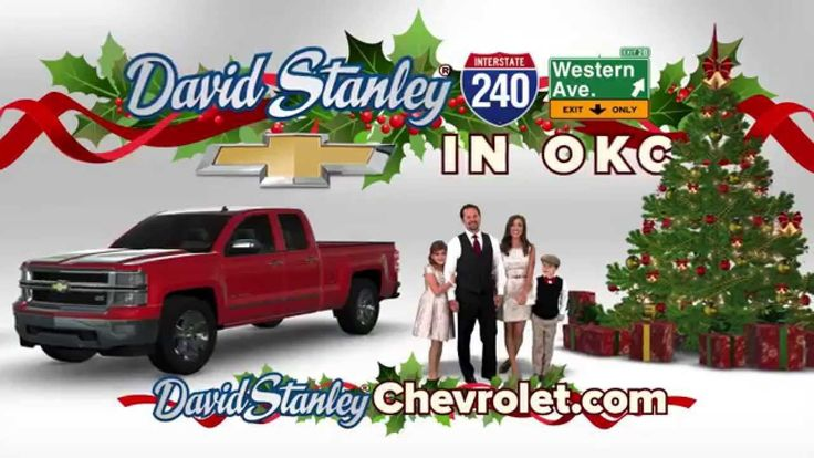 David Stanley Chevrolet December Sales Event