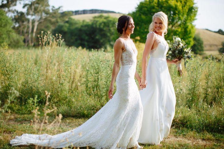 Heartfelt Yarra Valley Wedding - Polka Dot Bride | Photo by Veri Photography http://www.veri.com.au/