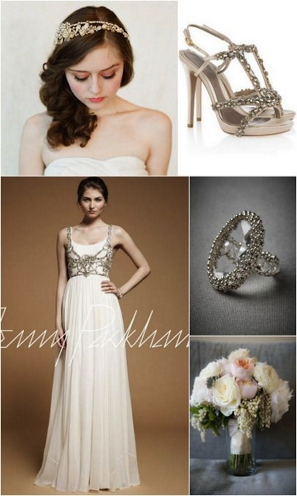 Love The Hair And Beading Wedding Story Inspired By Romeo Julie Two Delighted Ideas For Day Pinterest