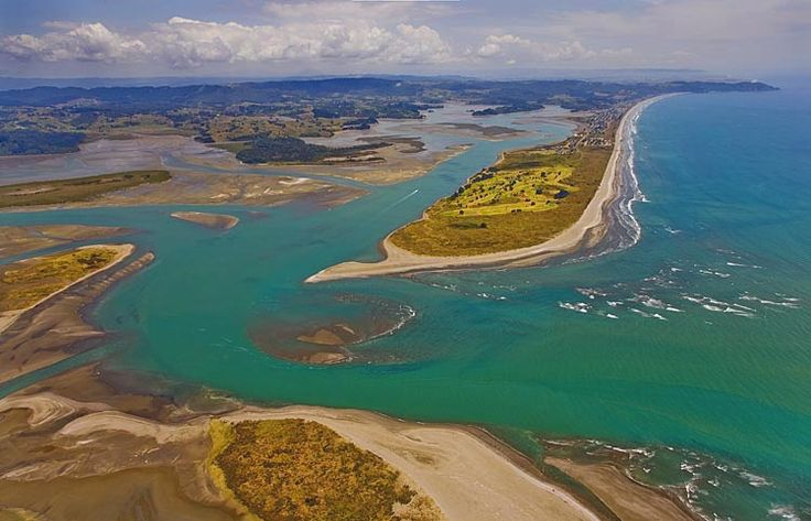 Ohope Beach, and ,Ohiwa Harbour, see more at New Zealand Journeys app for iPad www.gopix.co.nz