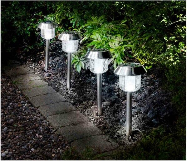 The best option for garden lighting is solar light for the garden solar light for the garden is very unique and latest trend for decorating the garden