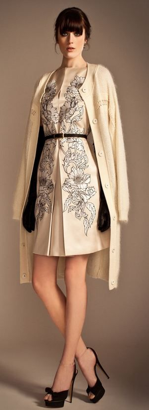 Temperley London Pre-Fall 2013 /perfection