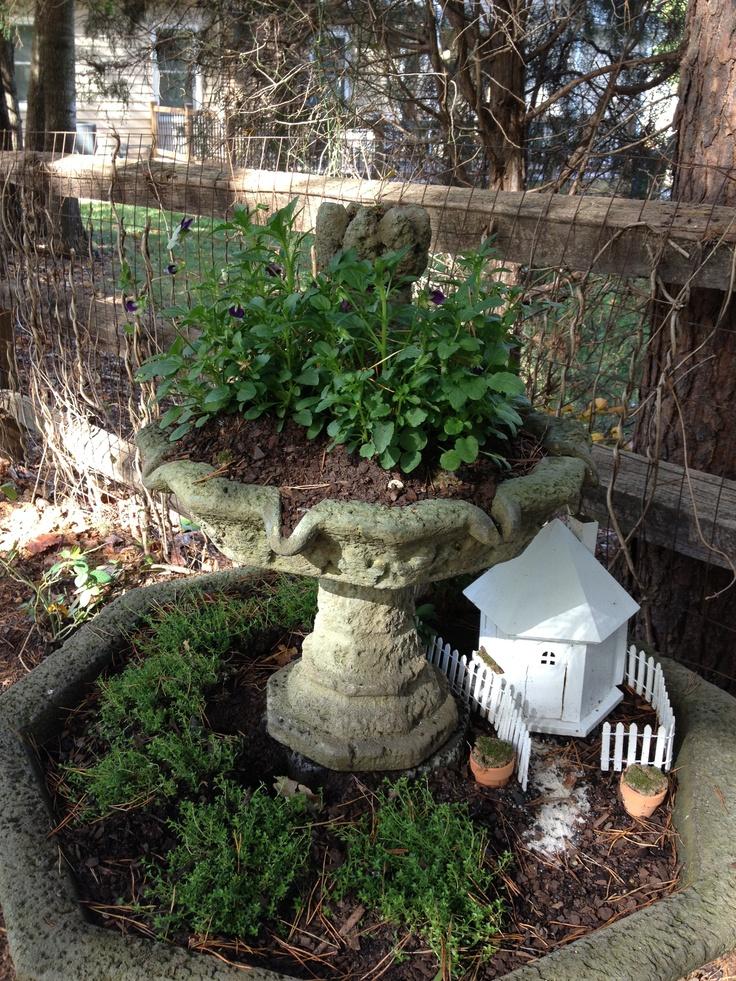 Sophia's Fairy Garden
