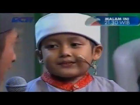 Muhtadi Ahmad 3 Tahun Hafidz Indonesia - QS : AN-NAZIAT Ayat Ke 6 (+play...