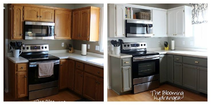 Kitchen cabinetsI used Ace Cabinet and Trim Paint for the cabinets