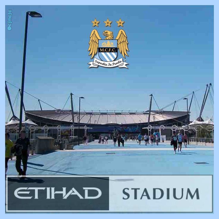 Etihad Stadium Manchester City MCFC