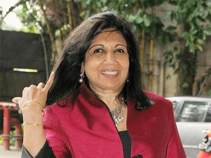 We expect big numbers to kick in from FY20-FY21 Kiran Mazumdar Shaw Biocon - Economic Times #757Live