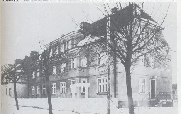 Königsberg, Amalienau, Leostraße 15-17, Mehrfamilien-Doppelwohnhaus