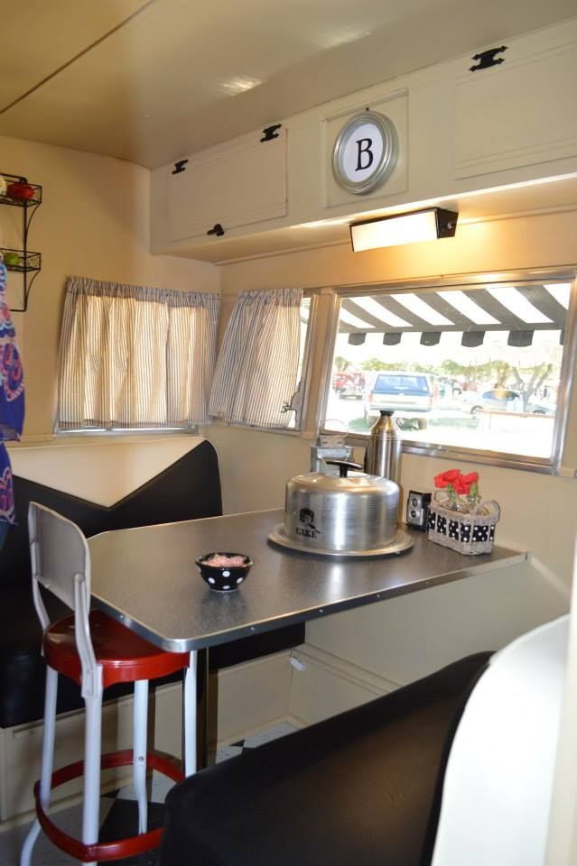 1084 Best Images About Glamping Trailer Interiors On
