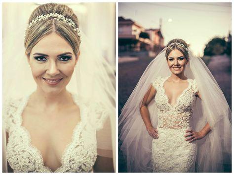 Noiva   Vestido de Noiva   Wedding Dress   Vestido rendado   Noiva Clássica   Classic Wedding   White Dress   Bride   Wedding   Casamento   Inesquecível Casamento