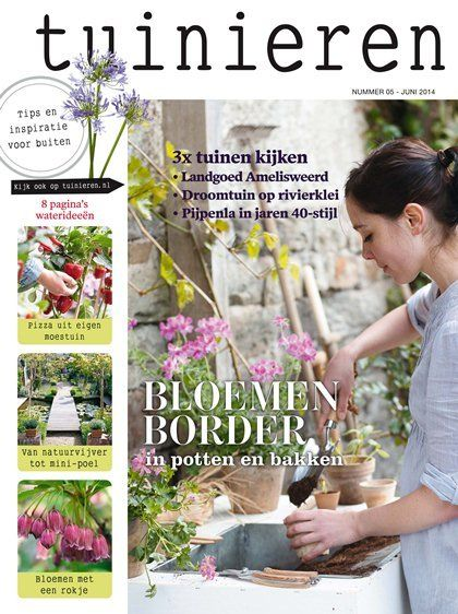 Tuinieren juni 2014 - tuinieren.nl