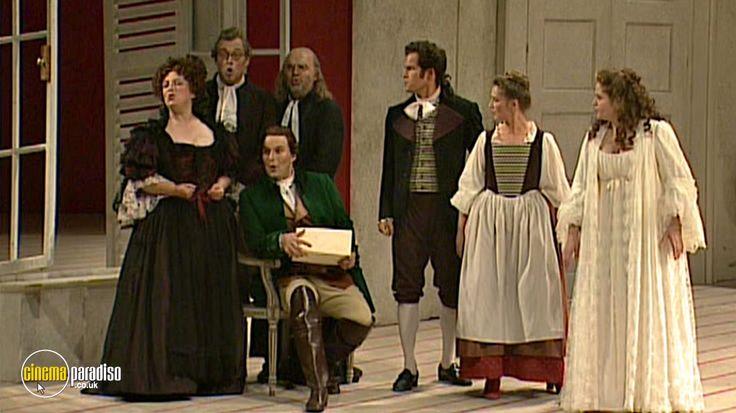 Still #14 from Mozart: Le Nozze Di Figaro: Glyndebourne Festival 1994