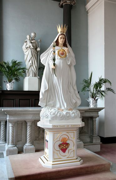 Our Lady of America Newsletter