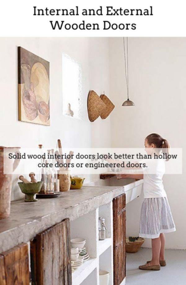 Rustic Door Wood Door Manufacturers Internal Home Doors 4