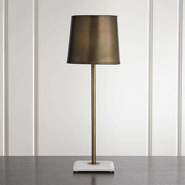 Astor Br Buffet Lamp