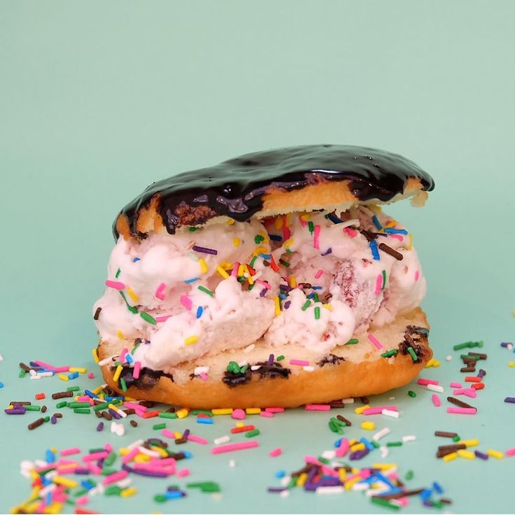 NEW STALL ALERT: Mad Batter and Dō - StrEAT Commonwealth  Offering doughnut ice cream sandwiches wicked Oreos silog meals ice cream and more  @madbatterdo # #bookymanila  View its exact location on our app!  Tag your friends who love food
