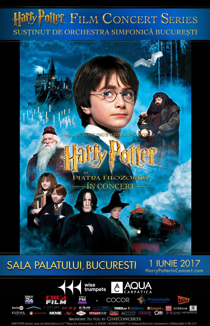 Harry Potter si Piatra Filozofala - In concert