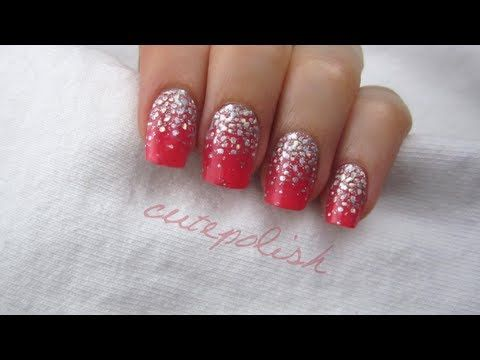 Please excuse my voice as I am getting over a cold. This video will show you how to achieve a dazzling manicure in no time on the day of your Prom! I also sh...