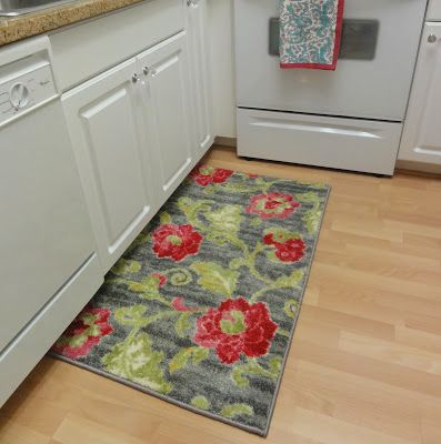 Floral Rug Is From Tuesday Morning Discount Store Love Beautiful
