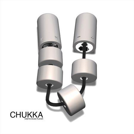 chukka kinetic music player