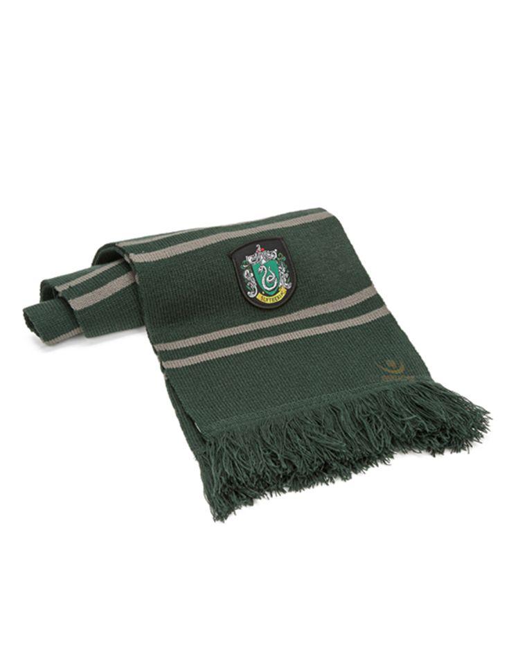 Réplique écharpe Serpentard - Harry Potter™ : Cette écharpe est une réplique…