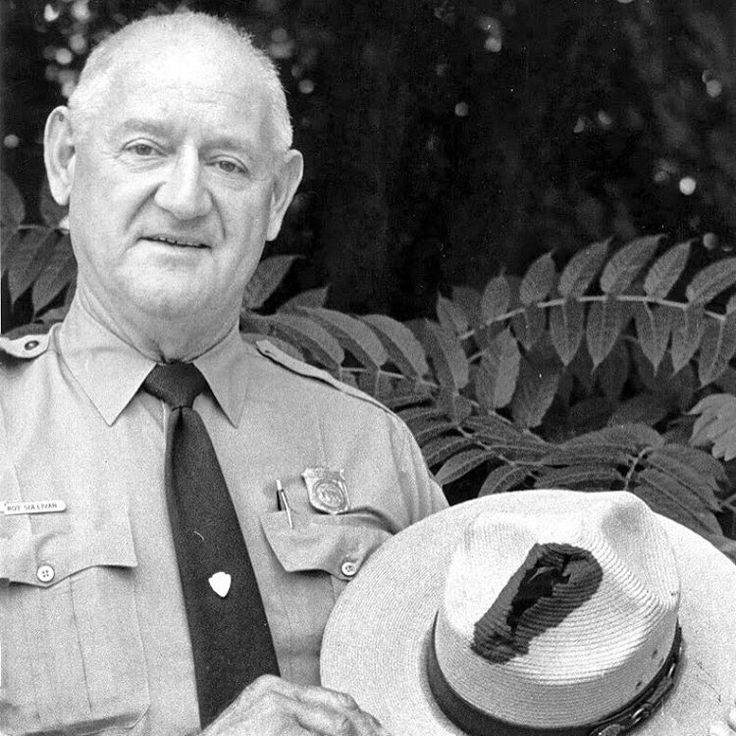 """Meet Ranger Roy Sullivan: The Chuck Norris of #ParkRangers. Ranger Sullivan is one of the most storied rangers in the modern #NationalPark Service. He was…"""