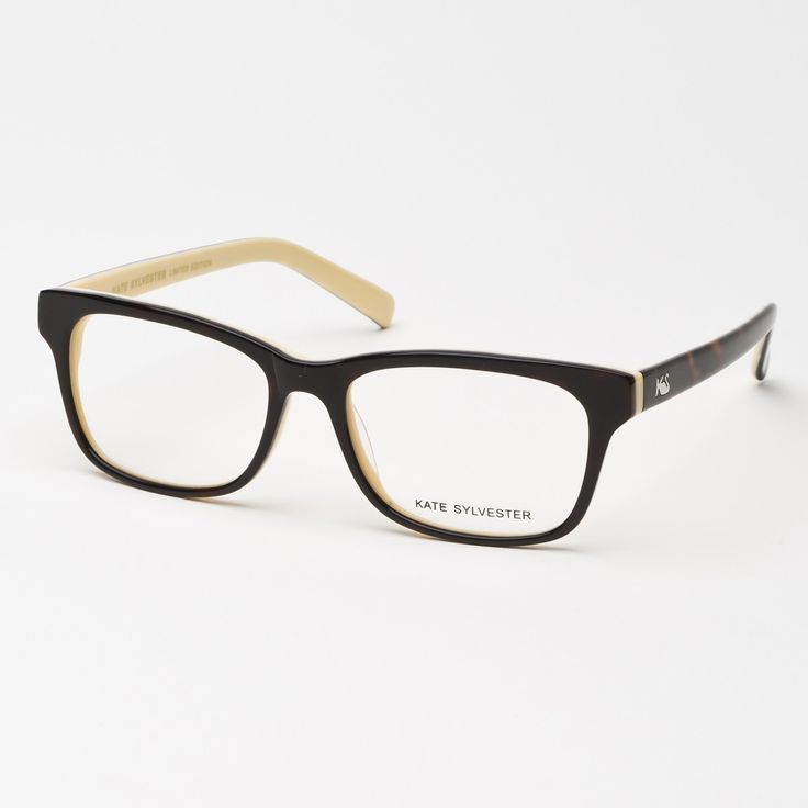 Eyewear - Kate Sylvester Opticals: Harper - Black Oyster