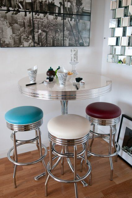 classic 50 u0027s ocean aqua retro stool seat pad   mixing with chalk white and claret with  diner kitchenkitchen stoolsamerican     16 best american diner kitchen stools images on pinterest   diner      rh   pinterest co uk