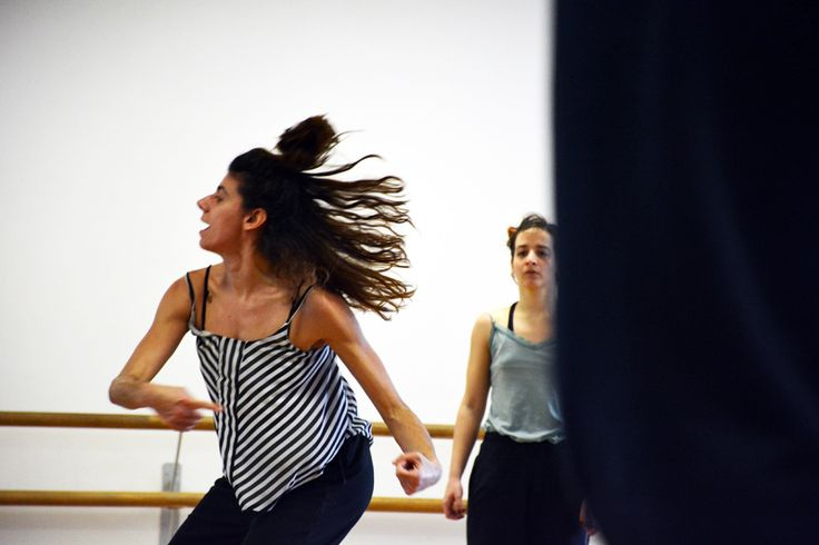 Athanasia Kanellopoulou -Contemporary dance workshop @kinoumestudio