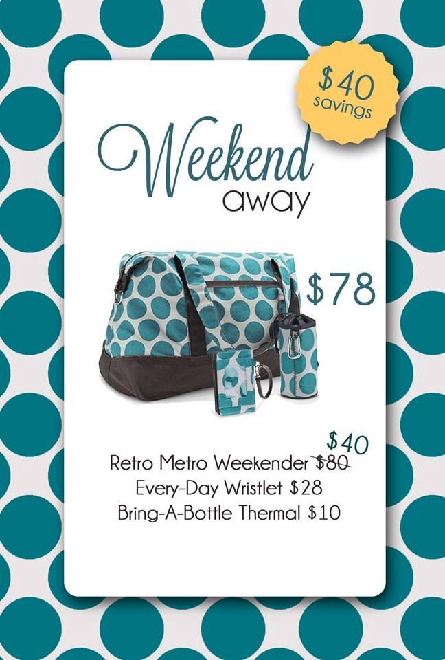 Thirty One's October special is great for traveling for the holidays ...