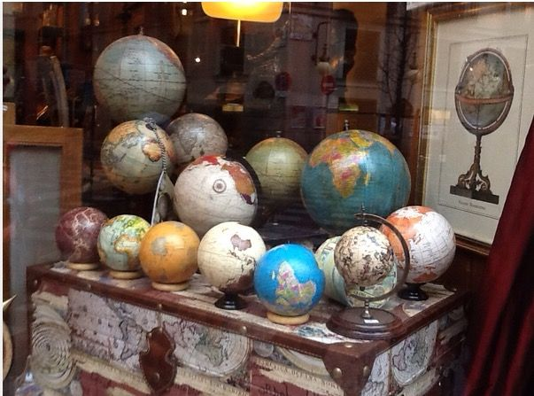 M s de 25 ideas incre bles sobre globos del mundo en pinterest teteras tetera y globo - Globos terraqueos barcelona ...