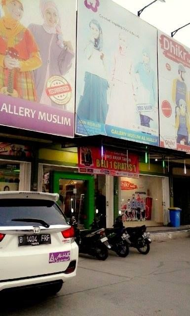 Ruko Marakash Square Blok B-5 No 1,2&3  marakash square in Bekasi, Jawa Barat