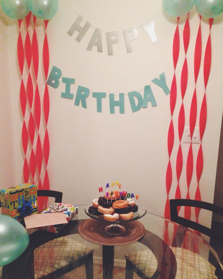 17 Best Images About Birthday Surprised On Pinterest