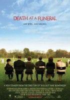 plakat do filmu Zgon na pogrzebie (2007)