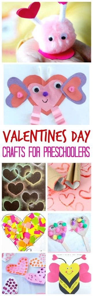 If You Have Little Ones And You Are Looking For Some Fun Valentines Day  Crafts Then