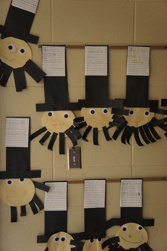 Kindergarten Khronicles: February 2012