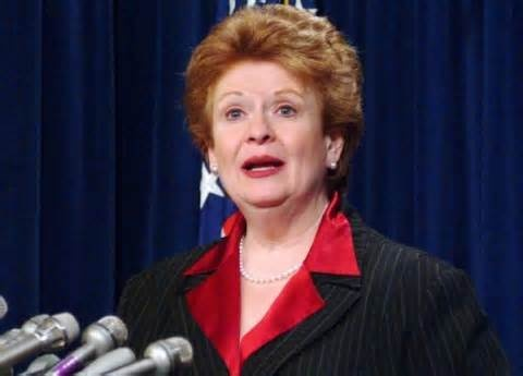 A Monsanto 'mouthpiece' is Sen. Debbie Stabenow (D-Mich.) the chair of the Agriculture Committee who incidentally, received over three quarters of a million dollars from agribusiness interests ($739,926 to be exact) in agribusiness donations.    WORKING FOR THE ROTHCHILD AGENDA! http://www.activistpost.com/2013/05/monsantos-congressional-cartel-list-of.html