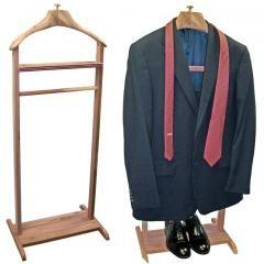 Cedar Clothing Valet