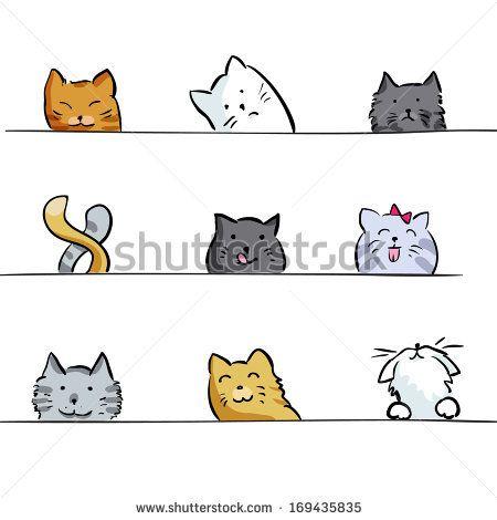 Как нарисовать кошкины глаза