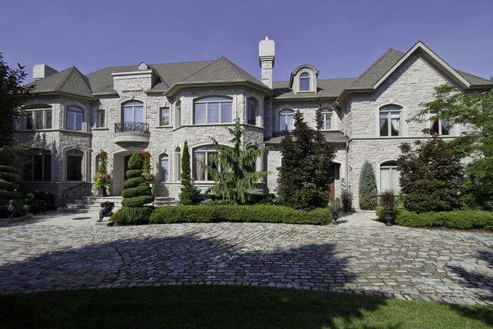 82 best images about traditional mansions on pinterest for Dream homes canada