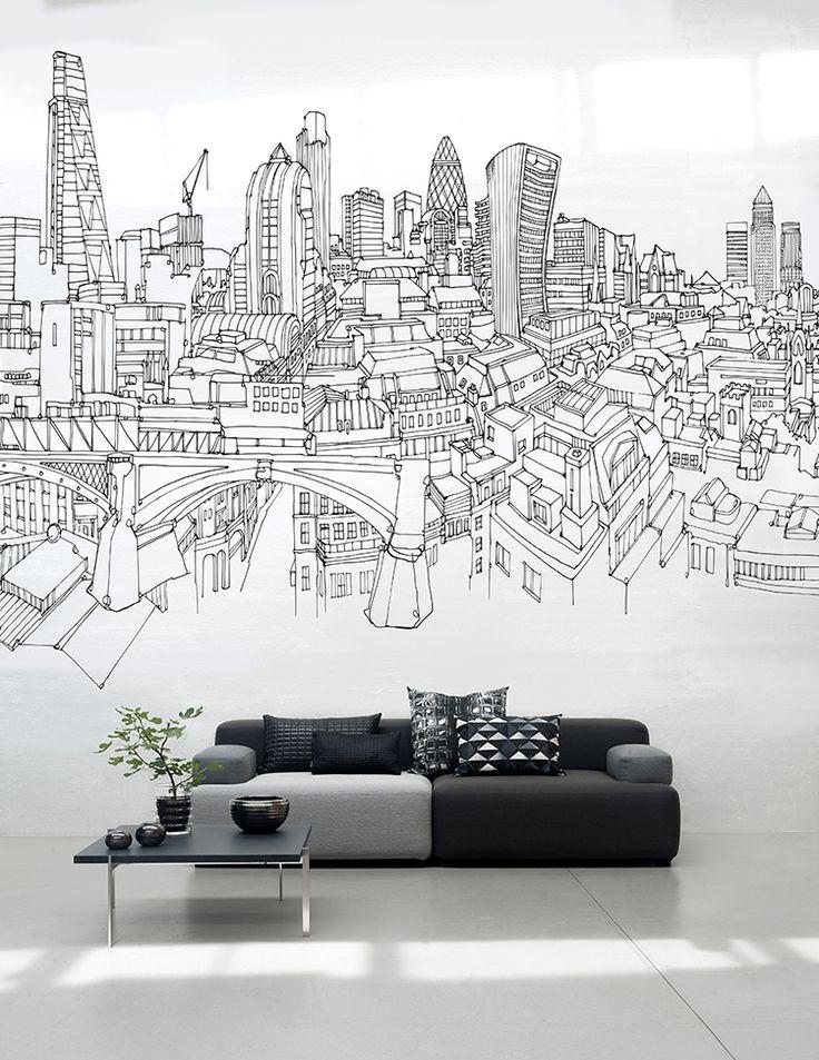25 best ideas about bedroom murals on pinterest wall