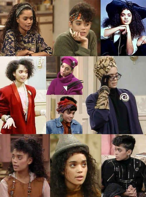 The unrivaled style icon that was Denise Huxtable. | 53 Things Only '80s Girls Can Understand